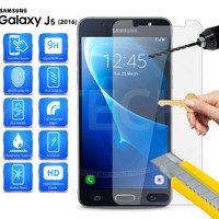 Tempered Glass Samsung J5 2016 Yang Biasa Warna Bening