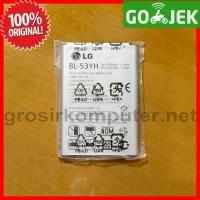 Baterai Lg G3 Bl-53yh / Baterai G3 Stylus Bl-53yh Original 100%