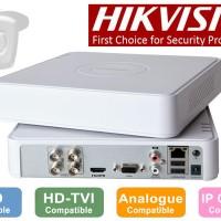 DVR HD 4 channel OEM Hikvision DS-7104 HDT
