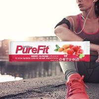 harga Purefit -  Berry Almond Crunch Bars Tokopedia.com