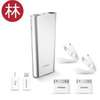 harga Vivan Powerbank M17 17000mah-silver Tokopedia.com