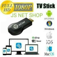 Jual Ezcast Alat Penghubung Smartphone ke HD TV Miracast semi Chromecast Murah
