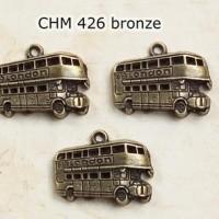 CHM426 bus tingkat london size 20*25MM