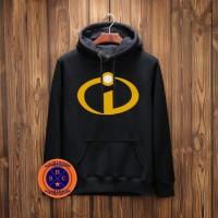 Hoodie The Incredibles Logo - Salsabila Clothing