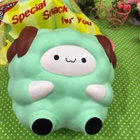 Jual Squishy Licensed Patpatzoo Pop Pop Sheep Melon Jumbo Original Murah