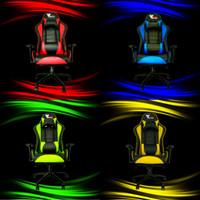 """Vortex """"Z"""" Series Gaming Chair / Kursi Gaming Komputer"""