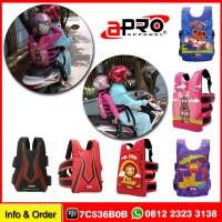 Jual Sabuk Bonceng Motor Apro Safety Belt untuk Anak Murah