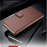 Jual Leather Flip Wallet Case Casing iPhone 6, 6s dan 6 Plus Murah