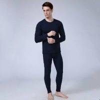 Long John High Fiber Pakaian Dalam Musim Dingin Pria Winter Man
