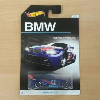 Hot Wheels BMW M3 GT2 Special Edition