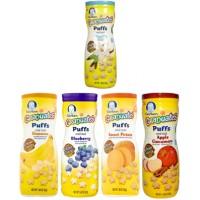 Makanan bayi / Baby Cereal Snack - Gerber Puff / Graduates Puffs