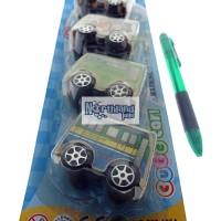 Mainan Anak - Mobil Bis Sekolah - CITY BUS - 7322