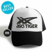 TOPI TRUCKER ASICS TIGER J5 - POINT STORE