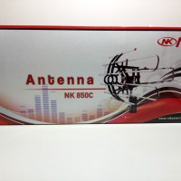 ANTENA TV REMOTE CONTROLLED NIKO NK-850
