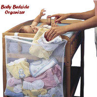 BABY BEDSIDE ORGANIZER (TEMPAT PAKAIAN BAYI) TEMPAT LUCU UNIK