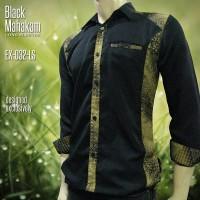 SERAGAM BATIK Lengan Panjang | EX-032-LS | Batik Kombinasi Eksklusif