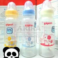 Botol Susu Bayi - Pigeon Regular 240ml Besar