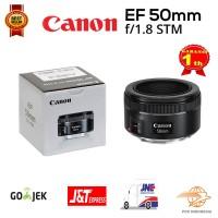 Jual Lensa Fix Canon EF 50mm f/1.8 STM  Promo Murah