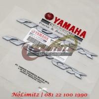 Emblem Logo 3D Timbul Ori Genuine Parts Aerox