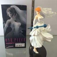 Banpresto Figure ONE PIECE vol 2 : Nami Wedding Dress Kws
