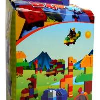 Jual LEGO BLOCK DUPLO BRICK 86 PCS - MAINAN EDUKASI ANAK MURAH  Murah