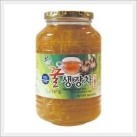 Korean Honey Citron Ginger Tea (Teh Jahe Madu Asli Korea) Halal