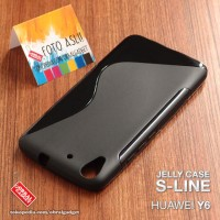 Soft Jelly Case Huawei Y6 3G / 4G LTE Softcase Silicon Silikon Casing