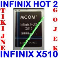 Baterai Infinix Hot 2 X510 MCOM M COM Battery Batrai Batere Batre