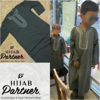 Jual Baju Gamis Anak / Jubah Anak / Koko Anak Adem, Lembut, Nyaman Murah