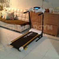 Jual Treadmill Electric 1.5HP TL626 | Elektrik TL-626 Manual Incline Murah