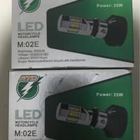 Lampu Utama LED 6 sisi RTD ASLI