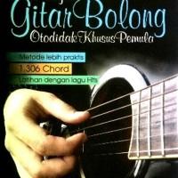 BARU Buku Belajar Gitar Bolong Otodidak Khusus Pemula . Frama Mn
