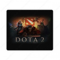 Mouse Pad Gaming / Alas Mouse Tatakan Mousepad Motif Dota 2 - Medium