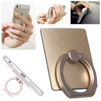 IRING POLOS holder cincin hp handphone i ring stand standing case