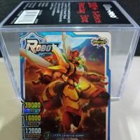 """Hero of Robots """"Hornet Ranger"""" (Silver Robot Card NG Ver.4)"""