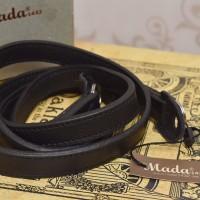 NEW - Neckstrap MADA 1432 Leather NS Premium 105 - Black -