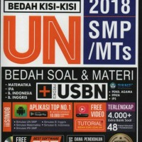THE KING UN SMP 2018 :BEDAH KISI
