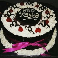 bolu tart, kue ulang tahun, harga bersahabat rasa bermartabat