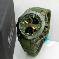 jam tangan tactical series 5.11 dual time