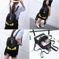 Jual Dimanne Fendi  Monster Backpack 2451 Murah