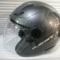 AGV Planet Solid Gunmet
