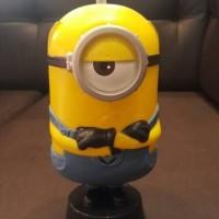 Jual Botol Minum Minion Despicable Me 3 Limited Edition (Stuart) Murah