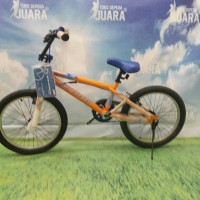 UNITED BMX 20INCI CRUNK ROTOR SEPEDA ANAK FRISTAIL