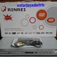 DVD Player Rinrei Model: DRN-566R