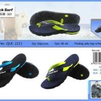 Jual sandal jepit pria quick surf Murah