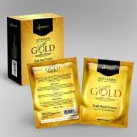 Jual [ BPOM ] Shiseido Hanasui Gold Masker Murah