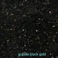 Granit Black gold