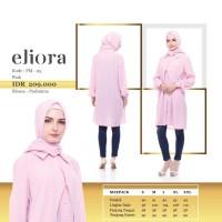 Jual Baju Muslim / Tunik / Blouse / ELIORA PM 05 PINK Murah