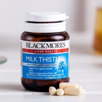 Blackmores Milk Thistle isi 42 Tablets Melindungi Hati Anda