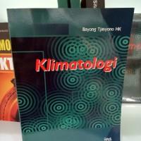 Klimatologi-Bayong Tjasyono
